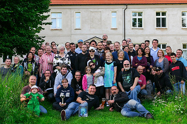 Kraken 2014 group photo
